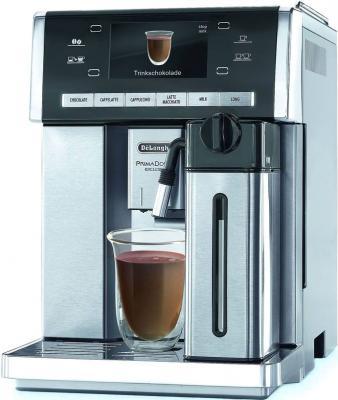 Кофеварка эспрессо DeLonghi PrimaDonna Exclusive ESAM 6900.M - общий вид