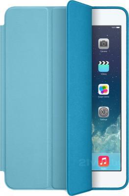Чехол для планшета Apple iPad Mini Smart Case ME709ZM/A (Blue) - общий вид