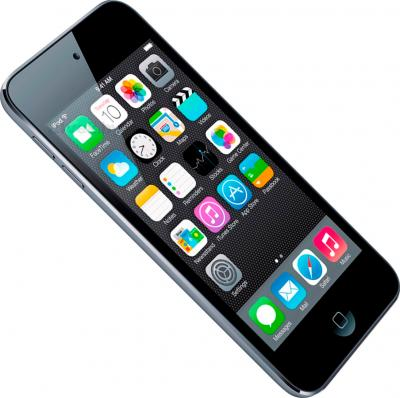 MP3-плеер Apple iPod touch 32Gb ME978RP/A (серый) - общий вид