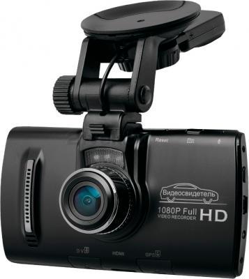 Автомобильный видеорегистратор Видеосвидетель 3405 FHD G AWi - общий вид