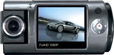 Автомобильный видеорегистратор Видеосвидетель 3404 FHD - дисплей