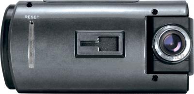 Автомобильный видеорегистратор Видеосвидетель 3404 FHD - фронтальный вид