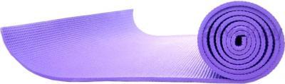 Коврик для йоги Motion Partner МР152 (фиолетовый) - общий вид