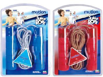 Скакалка Motion Partner MP170 - общий вид (цвет уточняйте при заказе)