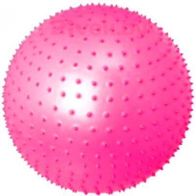 Фитбол массажный Motion Partner MP570 (розовый) - общий вид