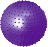 Фитбол массажный Motion Partner МР570 (фиолетовый) -