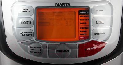 Мультиварка Marta MT-1966 (черный)