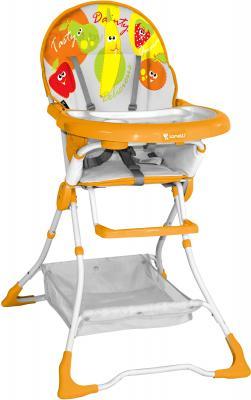 Стульчик для кормления Lorelli Bravo (Orange Fruits) - общий вид