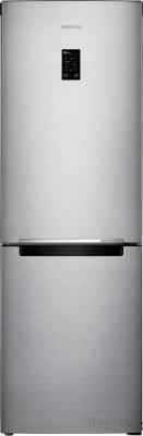 Холодильник с морозильником Samsung RB29FERMDSA/RS - вид спереди