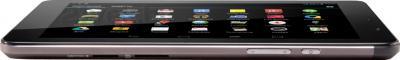 Планшет TeXet X-pad STYLE 7.1 8GB 3G (TM-7058) (Titanium) - вид сбоку