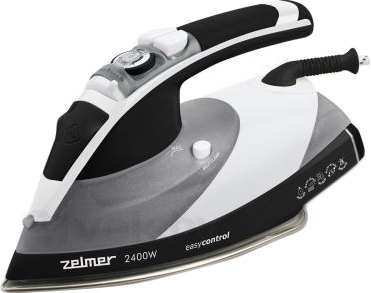 Утюг Zelmer 28Z023 (Black) - общий вид