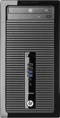Системный блок HP ProDesk 400 G1 (D5T72EA) - общий вид