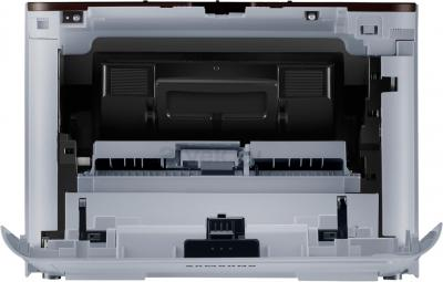 Принтер Samsung SL-M4020ND - вид сверху