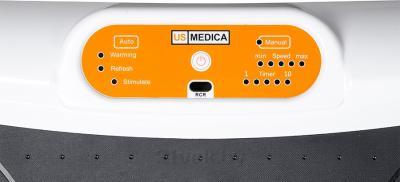 Виброплатформа US Medica VibroPlate (White) - панель управления