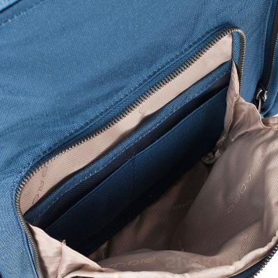 Сумка для ноутбука Piquadro Signo (CA1045SI/AV) - боковой карман
