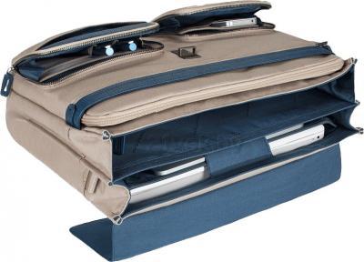Сумка для ноутбука Piquadro Signo (CA1045SI/SAAV) - на боку