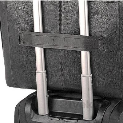 Сумка для ноутбука Piquadro Jazz (CA1045W17/N) - крепление на чемодане