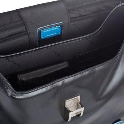 Сумка для ноутбука Piquadro Blue Square (CA1066B2/N) - внутри