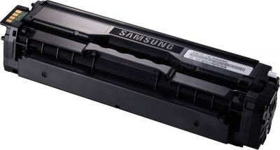 Тонер-картридж Samsung CLT-K504S - общий вид