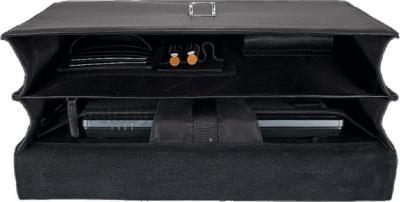 Кейс для ноутбука Piquadro Modus (CA1152MO/N) - в раскрытом виде