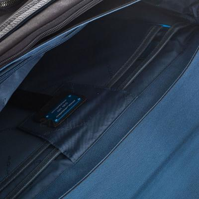 Сумка для ноутбука Piquadro Signo (CA1744SI/N) - внутри