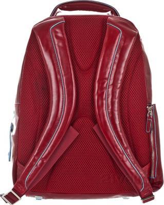 Рюкзак для ноутбука Piquadro Blue Square (CA1813B2/R) - вид сзади