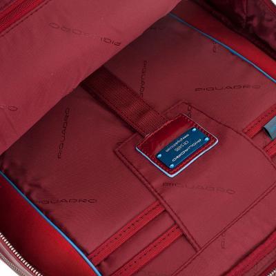 Рюкзак для ноутбука Piquadro Blue Square (CA1813B2/R) - внутри