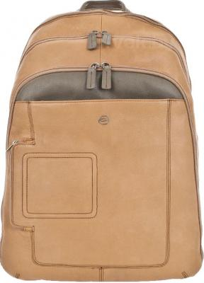 Рюкзак для ноутбука Piquadro Vibe (CA1813VI/SAVE) - вид спереди