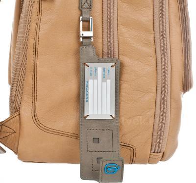 Рюкзак для ноутбука Piquadro Vibe (CA1813VI/SAVE) - вид сбоку
