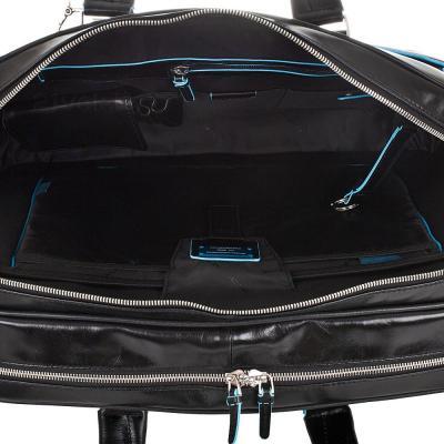 Сумка для ноутбука Piquadro Blue Square (BV2926B2/N) - внутри