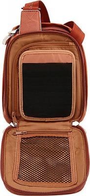 Мужская сумка Piquadro Blue Square (CA1270B2/AR) - внутренний вид