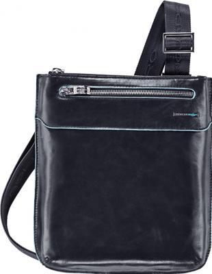 Мужская сумка Piquadro Blue Square (CA1358B2/BLU2) - общий вид