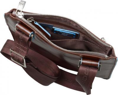 Мужская сумка Piquadro Blue Square (CA1358B2/MO) - внутренний вид