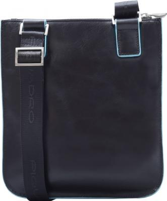 Мужская сумка Piquadro Blue Square (CA1358B2/N) - вид сзади