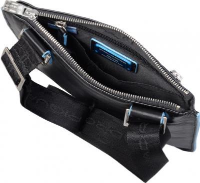 Мужская сумка Piquadro Blue Square (CA1358B2/N) - внутренний вид