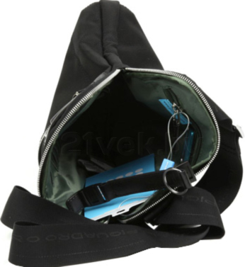 Мужская сумка Piquadro Link (CA1358LK/N) - внутренний вид
