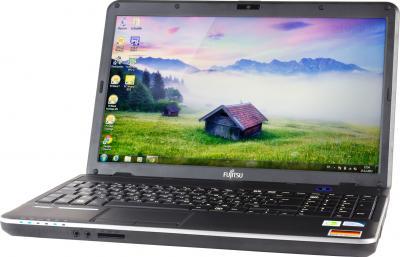 Ноутбук Fujitsu LIFEBOOK AH512 (A5120M72B5RU) - общий вид