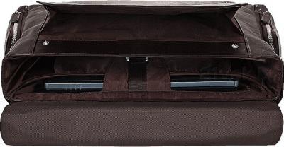 Сумка для ноутбука Piquadro Jazz (CA1805W17/M) - в раскрытом виде