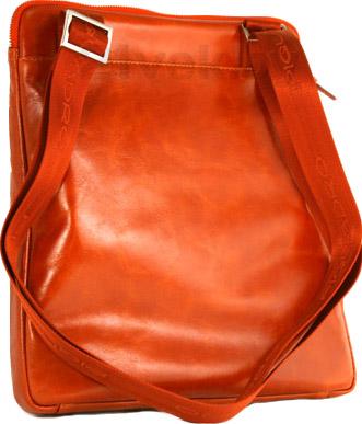 Мужская сумка Piquadro Blue Square (CA1815B2/AR) - вид сзади