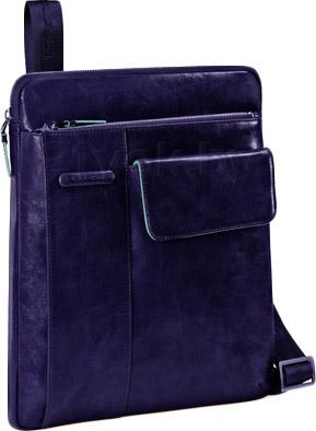 Мужская сумка Piquadro Blue Square (CA1815B2/BLU2) - общий вид