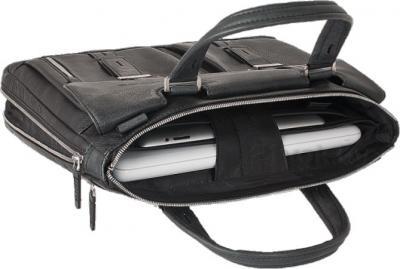 Сумка для ноутбука Piquadro Journey (CA2072W21/N) - вид лежа