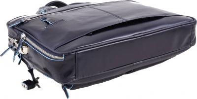 Сумка для ноутбука Piquadro Blue Square (CA2849B2/BLU2) - вид лежа