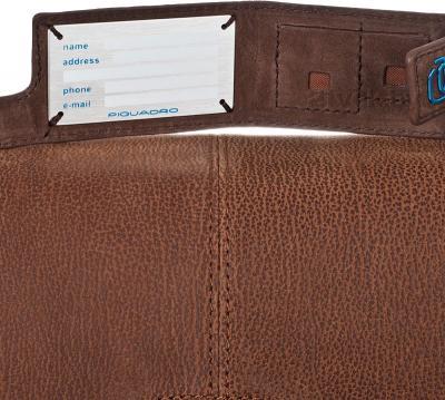 Сумка для ноутбука Piquadro Xeno (CA2884S61/M) - адресная карточка