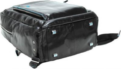 Рюкзак для ноутбука Piquadro Blue Square (CA2912B2/BLU2) - вид лежа