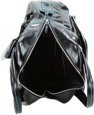 Рюкзак для ноутбука Piquadro Blue Square (CA2912B2/N) - в раскрытом виде