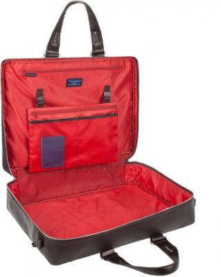 Рюкзак для ноутбука Piquadro Kripto (CA2913S59/TM) - в раскрытом виде