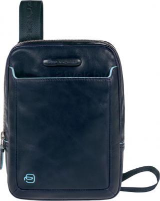 Мужская сумка Piquadro Blue Square (CA3084B2/BLU2) - общий вид