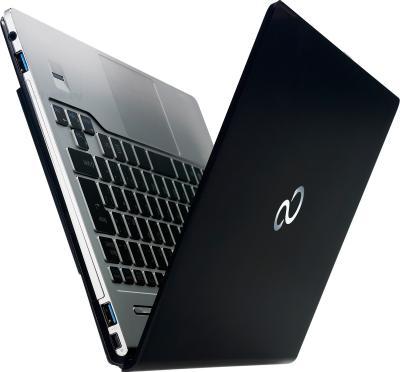 Ноутбук Fujitsu LIFEBOOK S904 (S9040M0001RU) - вид сзади
