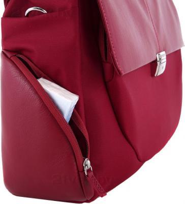 Сумка для ноутбука Samsonite Samsonite Aurica (F58*02 004) - боковой карман