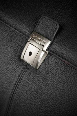 Сумка для ноутбука Samsonite Corbus (U26*09 001) - металлическая защелка